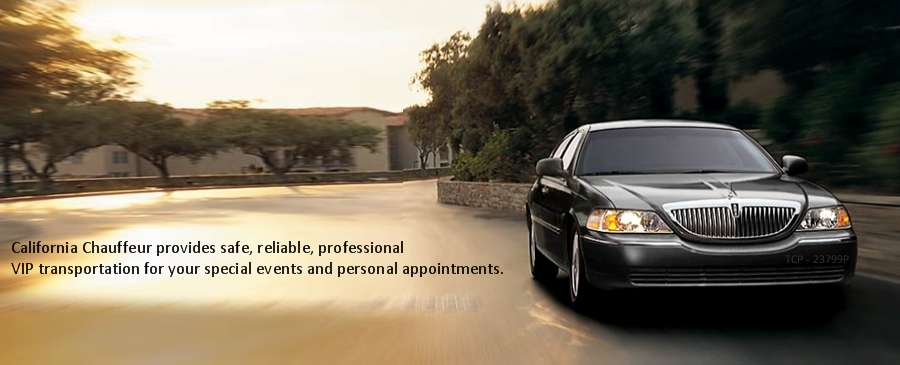 Executive Town Car Service San Diego